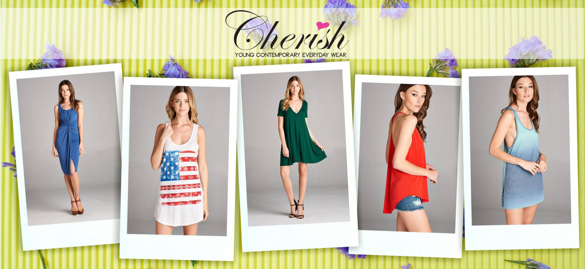 Cherish USA Wholesale Clothing